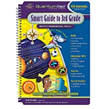 Quantum Pad Library: Smart Guide To Third Grade LeapPad Book