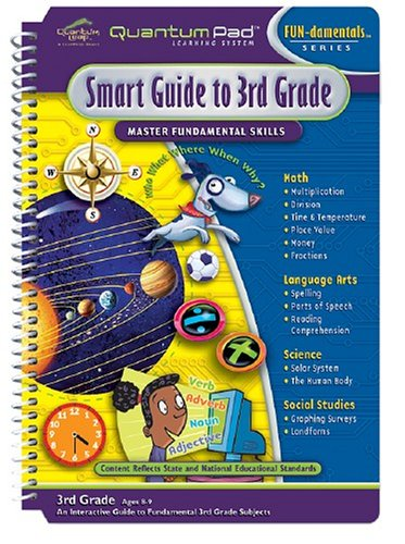 Quantum Pad Library: Smart Guide To Third Grade LeapPad Bookの商品画像