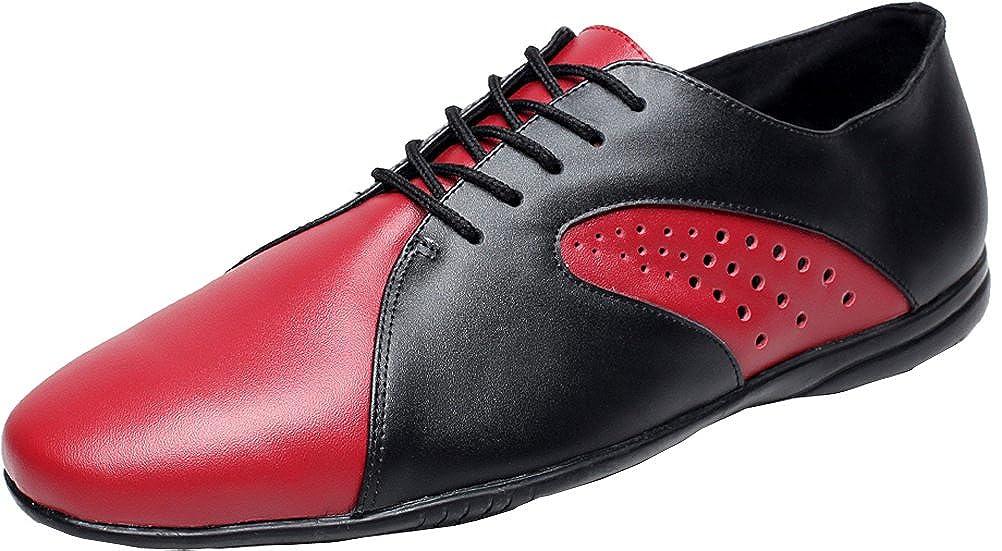 Find Nice , Herren Standard & Latein, Rot - rot - Größe  39 EU