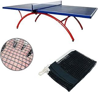 ShenYo de Remplacement de Tennis de Table en Nylon Filets, Filet de Tennis de Table rétractable de Remplacement, 17,5cm Ping Pong Net
