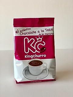 Autentico Chocolate a la taza de las Churrerías KingChurro 400 grms