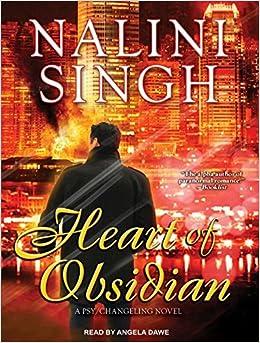 Heart of Obsidian (Psy/Changeling Novels)