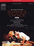 Maw: Sophie's Choice (Recorded Live At Royal Opera House. December 2002) [DVD] [2010]