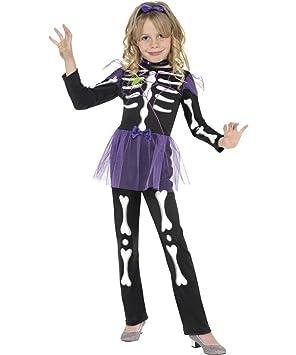 Smiffys - Disfraz de chica punk infantil, talla M (35054M ...