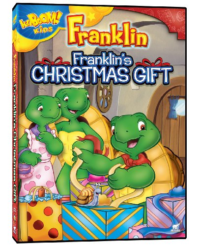 Franklin - Franklin's Christmas Gift
