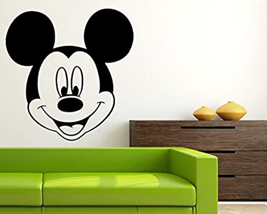 BABY MICKEY Custom YOUR BABYS Name DISNEY Mickey Mouse Cute VINYL DECAL STICKER