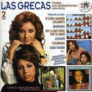 Todas Sus Grabaciones 1974-1977