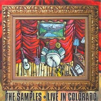 Samples Live In Colorado Amazoncom Music