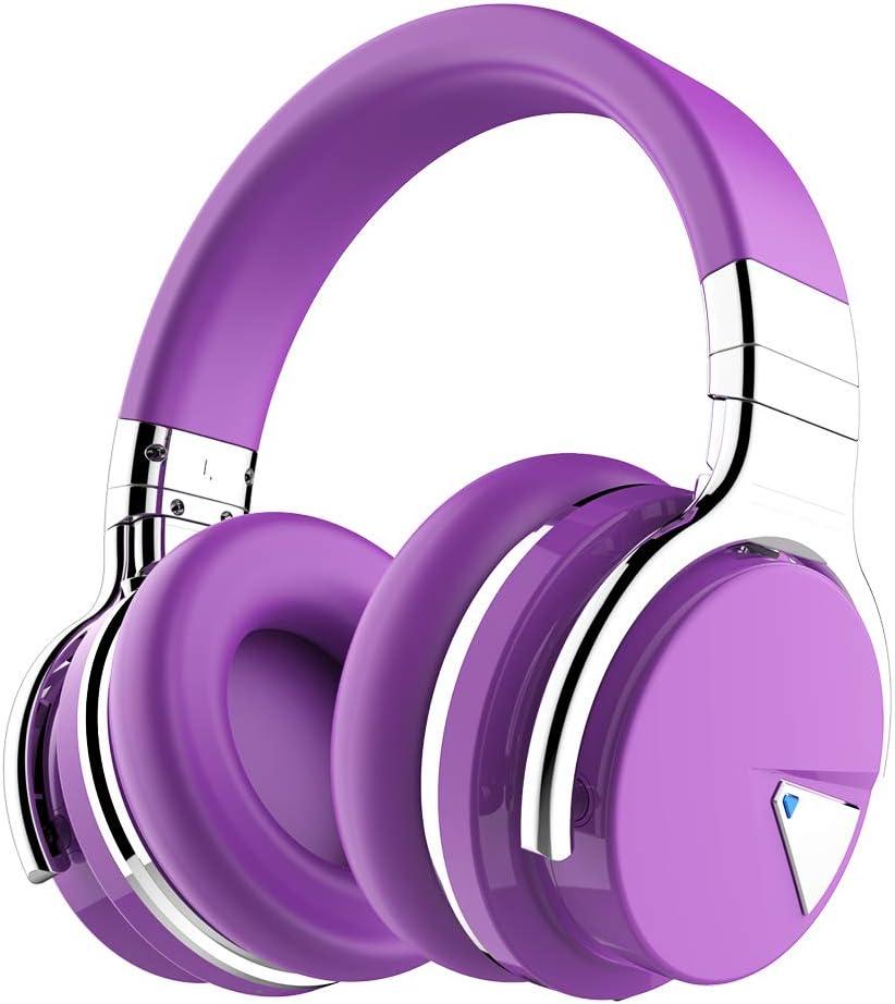 Bluetooth Headphones with Microphone Deep Bass Wireless Headphones Over Ear