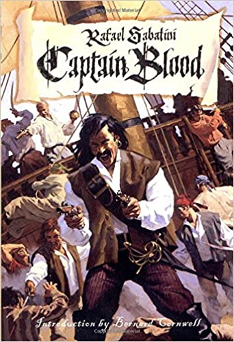 Amazon Captain Blood 9780393323290 Rafael Sabatini Books