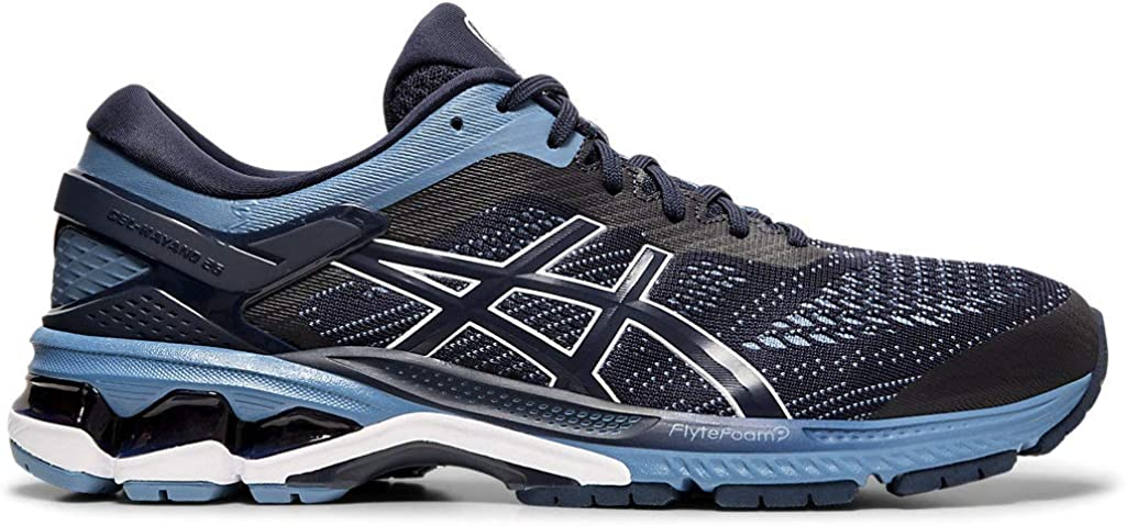 ASICS Men's Gel-Kayano 26 (4E) Running Shoes