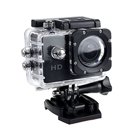 Cinhent SJ5000 Impermeable Deportes DV acción HD 1080P cámara Pro videocámara grabadora CAM para filmar fascinantes Deportes acuáticos con SJ5000 ...