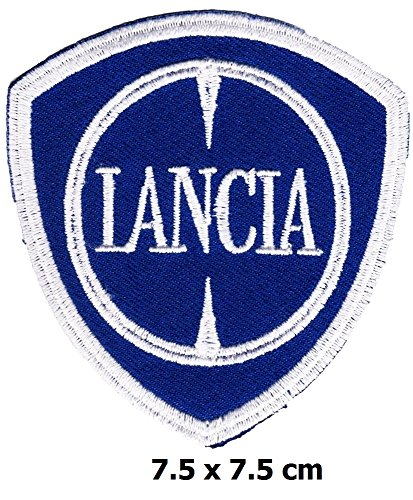 LANCIA patch Iron on Logo Vest Jacket cap Hoodie Backpack Patch Iron On/sew on patch