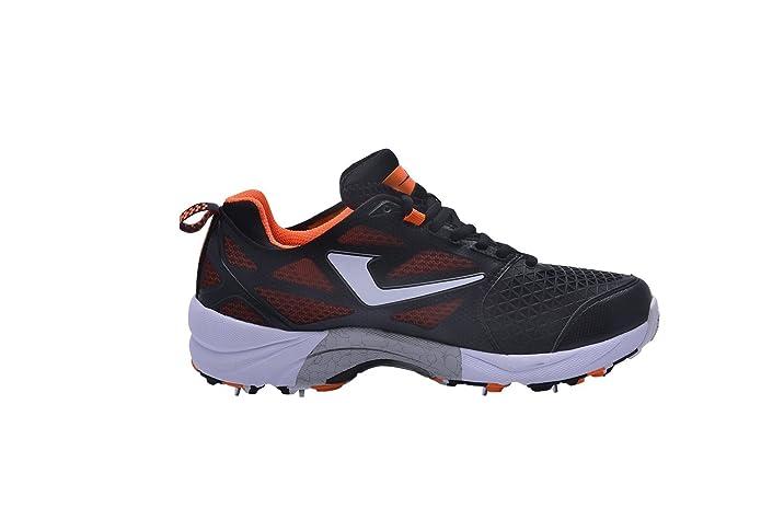 Jazba - Zapatos de Cricket Hombre, Color Multicolor, Talla 41 1/3