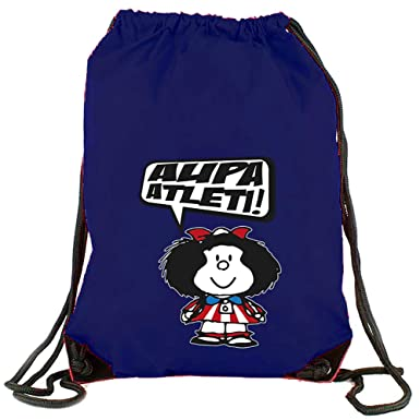 Bolsa Mochila Mafalda Camisetas del Atleti Colchoneras ...