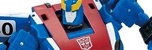 トランスフォーマー アースライズシリーズ ER-07 スモークスクリーン