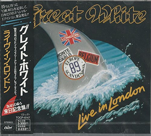 Live in London (Great White Live In London)