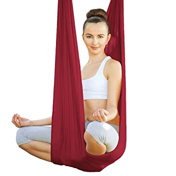 Hamaca de yoga aérea hamaca de yoga de alta altitud para ...