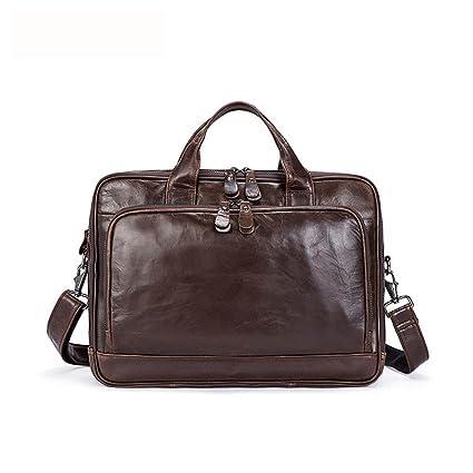 Amazon.com  Men s Messenger Bag Men Multi-Functional Travel ... baab86ab27687