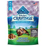 Cheap BLUE Kitchen Cravings Meatballs Chicken Treats for Dogs, 6 oz by Blue Buffalo