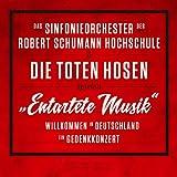 Das Sinfonieorchester der Robert Schumann Hochschule: Entartete Musik Willkommen in Deutschland - ein Gedenkkonzert [3LP+DVD] [Vinyl LP] (Vinyl)