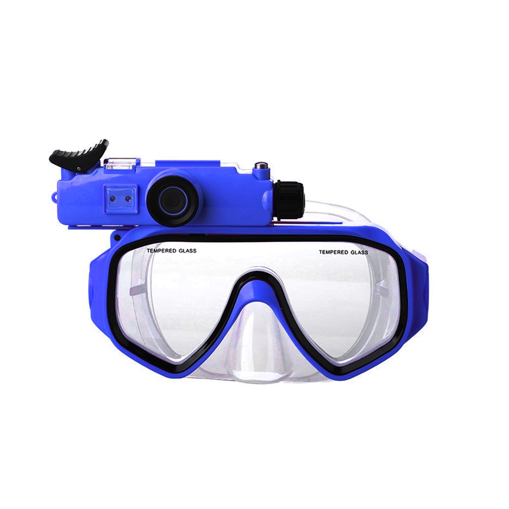 DARONGFENG Diving Mask with Underwater Camera,Waterproof Video Recorder by DARONGFENG (Image #5)