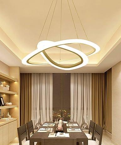 lámpara de Techo De LED regulable, con inscripciones Dobles ...