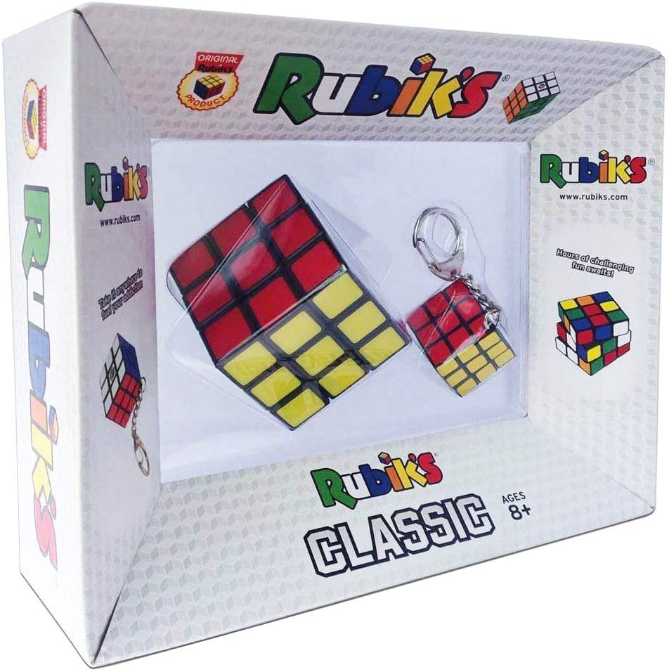 The Box Mac Due Italy 233043 – Cubo de Rubik Classic Pack: Amazon.es: Juguetes y juegos