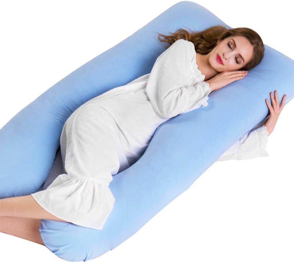 Oversized Total Body full support  Maternity  Pregnancy Pillow U shape Comfort
