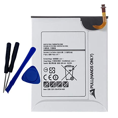"Battery For Samsung GALAXY Tab E 9.6/"" T560 T561 SM-T560 SM-T567 EB-BT561ABE"
