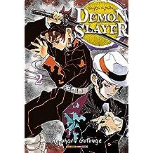 Demon Slayer - Kimetsu No Yaiba Vol. 2