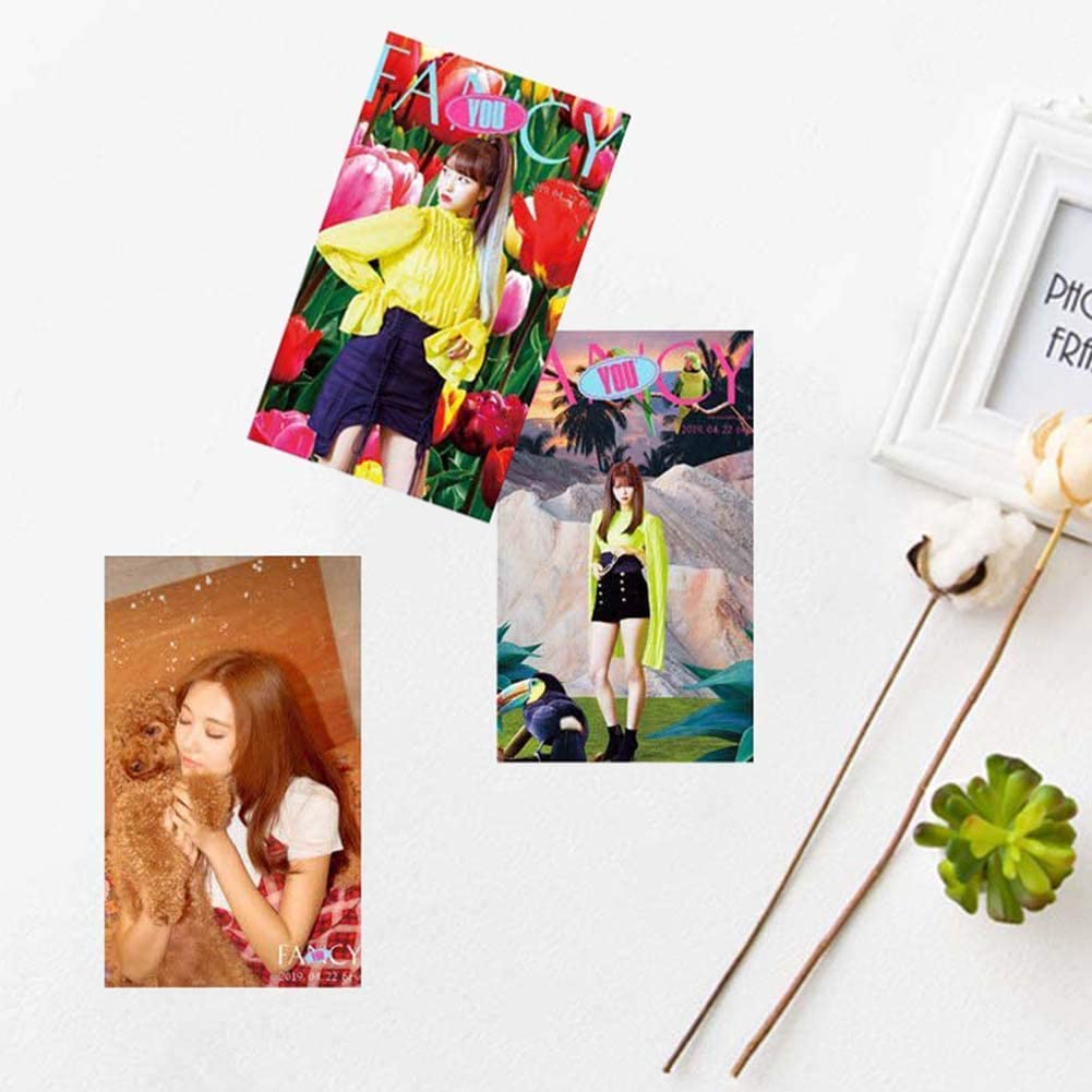 30 Pcs//Ensemble Photo Carte BLACKPINK-4 Zhenzhiao Kpop Exo Noir Rose Deux Fois GOT7 X1 Itzy Nct AB6TX Super Junior Mini Phoo Carte Affiche Lomo Carte Cartes Photos Choisissez Type