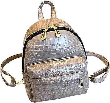 Mochilas multifunción para mujer, mochila ligera de verano a la moda para mujer, bolso escolar de gran capacidad, mochilas de cuero para mujer, bolsos