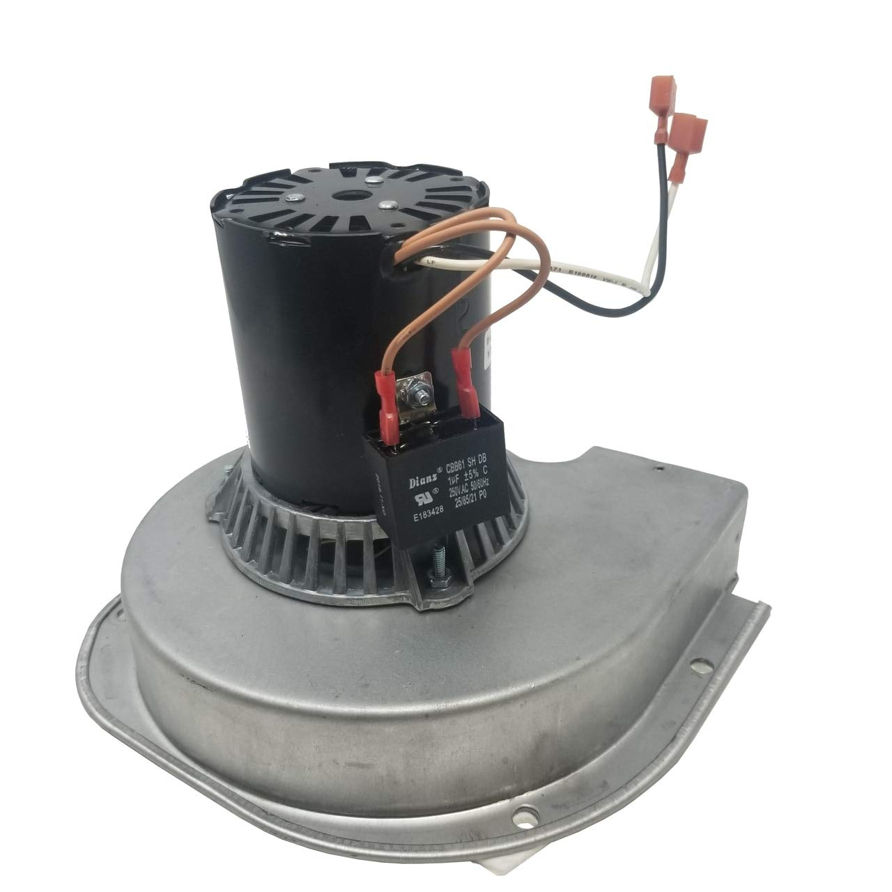 3.3 Inch Diameter Permanent Split Capacitor Centrifugal Blower | Replaces: Fasco A241 & Rheem/Ruud 7021-9567, 70-23641-81 by P-Tech (Image #5)