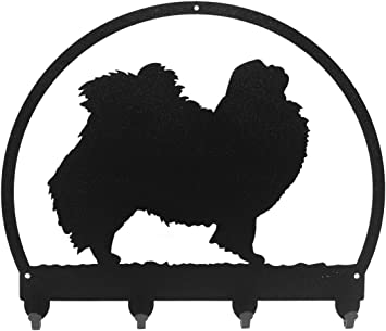SWEN Products JAPANESE CHIN Metal 2 Hook Key Chain Holder Hanger