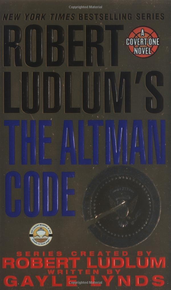 Download Robert Ludlum's The Altman Code: A Covert-One Novel pdf