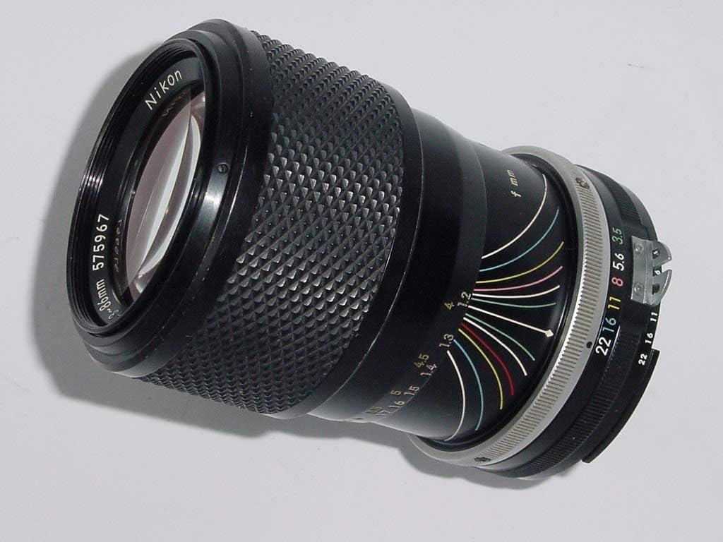 Nikon Zoom Nikkor 43 – 86 mm F3.5 Ai Lente de Zoom de Enfoque ...