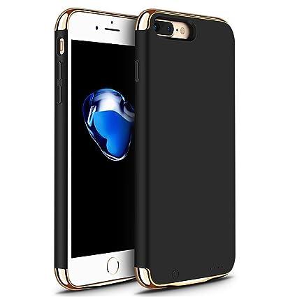 Amazon.com: iPhone 6/6S/7 Plus Caso, De Batería gizee Ultra ...