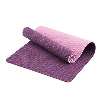 Zs-zs Colchoneta para Yoga Colchoneta para Pilates ...