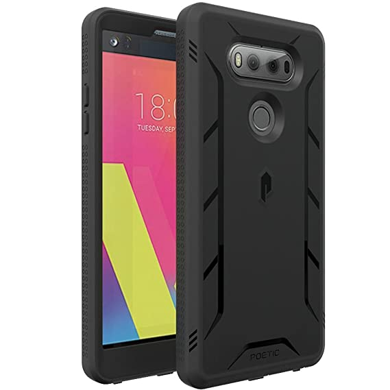 separation shoes 73c14 a9cf9 LG V20 Case, POETIC Revolution Series [Premium Rugged][Shock Absorption &  Dust Resistant][Heavy Duty] Complete Protection Hybrid Case w/Built-in ...