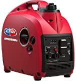 All Power America APG2000IS, 2000 Watt Compact & Quiet Portable Inverter Generator, Powered Gas Powered & Parallel…