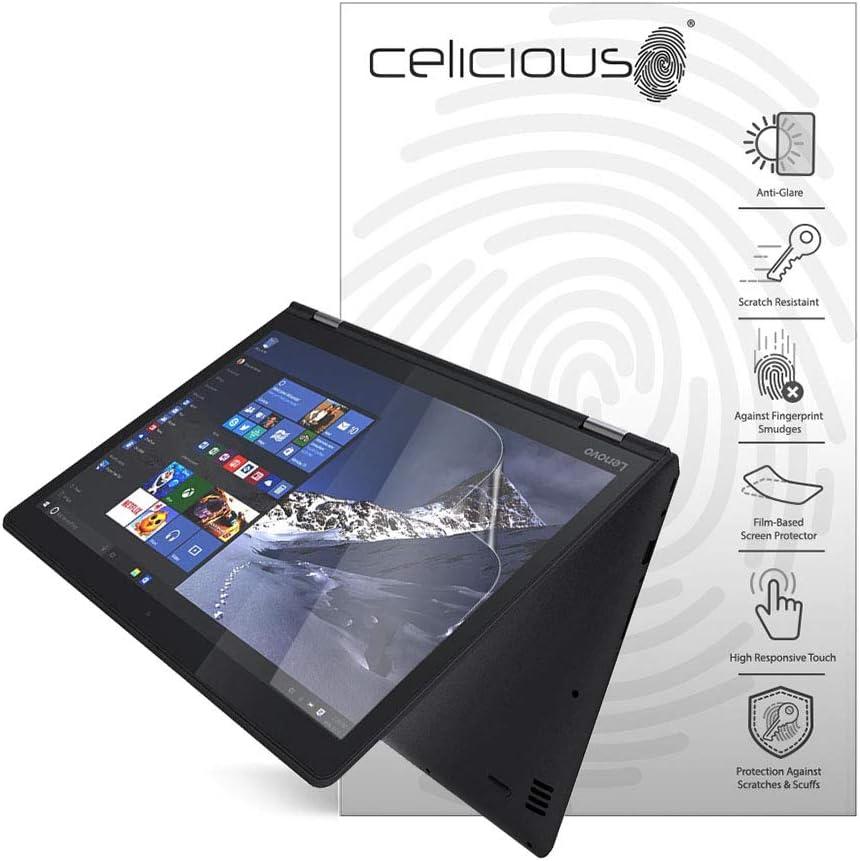 Celicious Matte Lenovo Miix 510 Anti-Glare Screen Protector Pack of 2