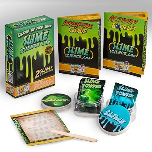 Glow in the Dark Slime Science Kit – A Classic DIY Children's Project
