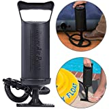 WEY&FLY High Output Hand Pump Double Quick Air Pump for Mattress Pump Universal Manual Air Pump for Inflatables Double…