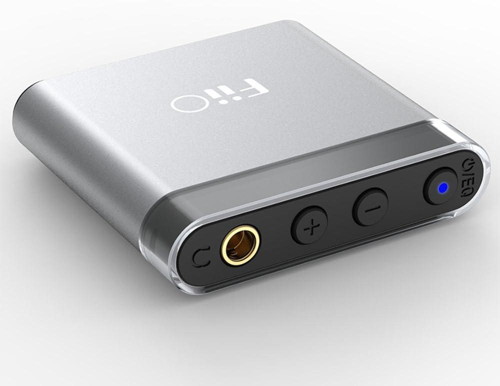 FiiO A1 Silver Portable Headphone Amp A1