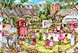Gibsons Vintage Fair Jigsaw Puzzle (2X-Large, 100-Piece)