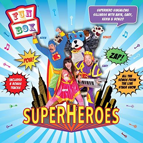 Fancy Dress Fun (Fancy Dress Superheroes)