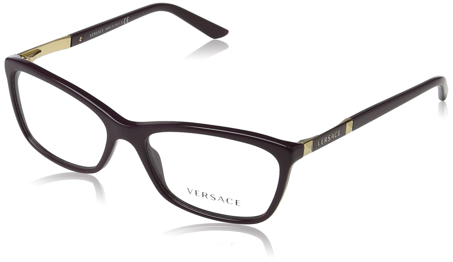 Versace VE3186 Eyeglasses-5066 Eggplant-54mm by Versace