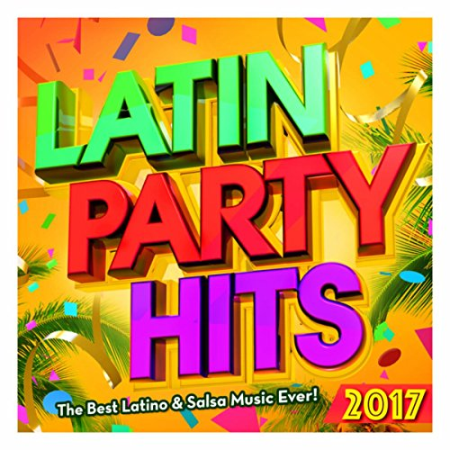 Surprising Amazon Com Latin Party Hits 2017 The Best Latino Salsa Music Hairstyles For Men Maxibearus