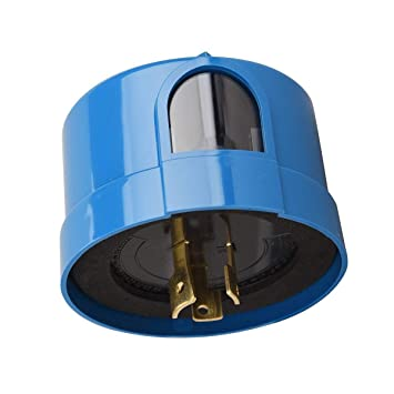Amazon.com: Control Sensor de luz Encendido/Apagado ...